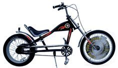 "20""-24"" chopper bike"