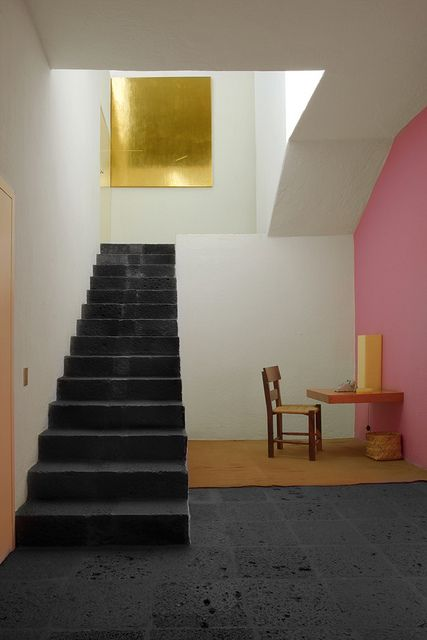 Casa Estudio Luis Barragan http://decdesignecasa.blogspot.it