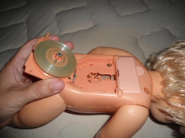 Muñecas con discos!