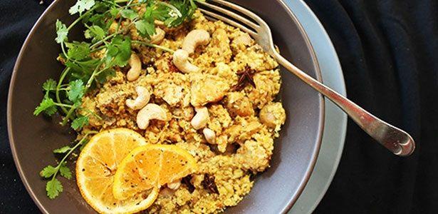 recipes, chicken, cauliflower