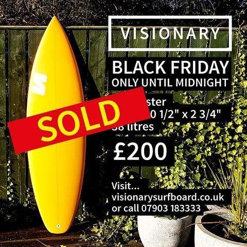 SOLD!! Plenty more in stock at http://ift.tt/19MEsb6 #surfboard #surfboards