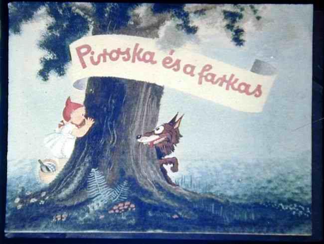 Piroska és a farkas 1963