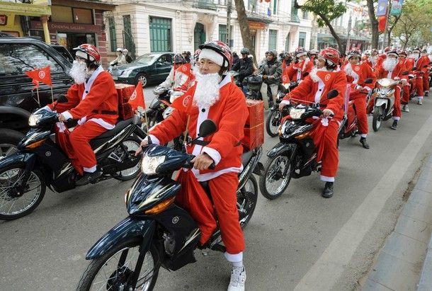 Christmas in Saigon, VIET NAM