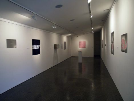 depth of field – Ryan Renshaw Gallery 2006