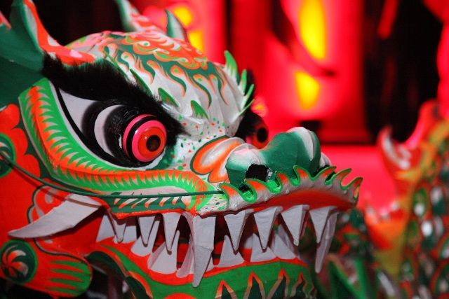 Dublin Chinese New Year Festival | Meeting House Square