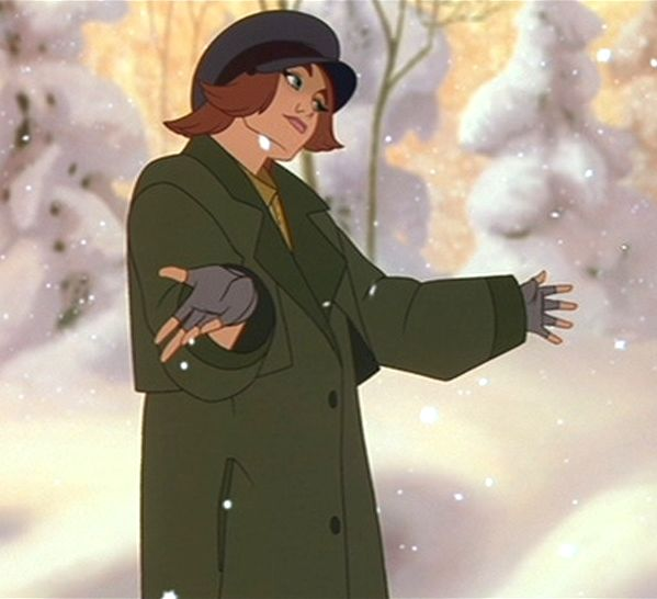 Anastasia. one of the best movies of all time.
