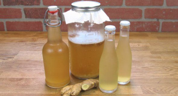 RiseEarth : How to Make Ginger Water to Treat Migraines, Heart Burn, Joint and Muscle Pain