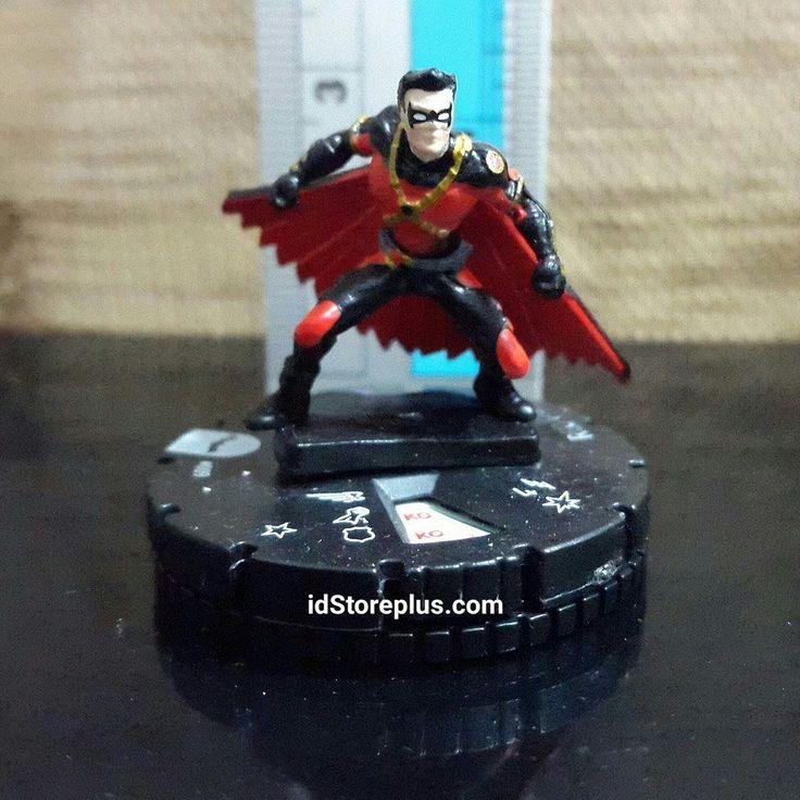 DIJUAL Miniatur Red Robin 009 Batman DC Comics  Update di: Toko Online: www.idstoreplus.com FB/Twitter/G/Line : idStoreplus WhatsApp: 0818663621  #robin #redrobin #dccomicsindonesia #dccomicsfans #dccomicsart #pajangan #pajanganlucu #pajangandinding #pajanganunik #pajanganrumah #pajanganmurah #idstoreplus #jualheroclix #mainanunik #miniatur #kado #tokoheroclix #mainananak #hiasan #kadounik #kadocowok #kadoultah #kadopacar #kadopacarunik #koleksiunik #kadoulangtahun #mainanunik #hadiah…