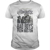 Aerosmith Bad Boys From Boston