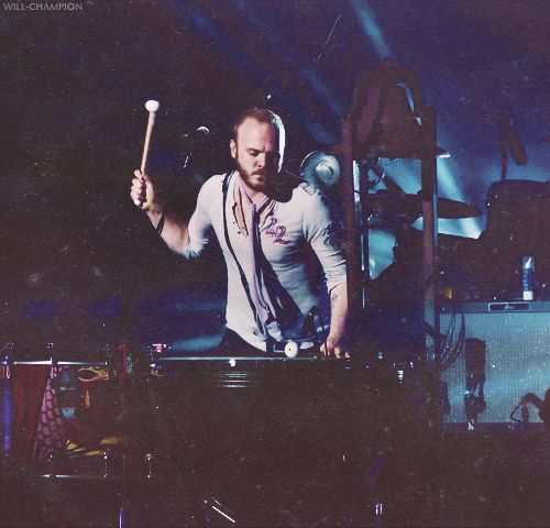 Will at that Viva drum My favourite thing EVER.
