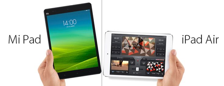 Main Image Xiaomi Apple iPad free calling apps gaming apps
