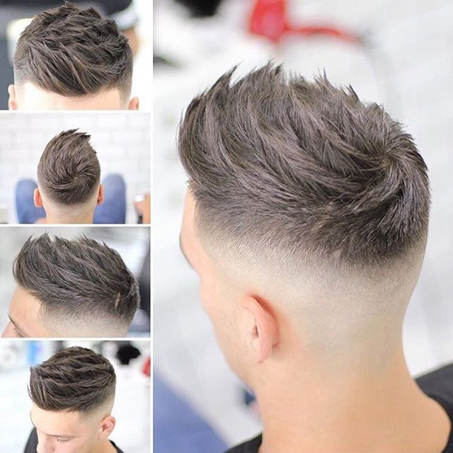 """8,738 Likes, 70 Comments - Men's hairstyles inspiration (@4hairpleasure) on Instagram: """"Follow @menshair.jpg ✂️. Like us on Facebook.com/4hishair . ✂️ by @menpeluqueros.…"""""""