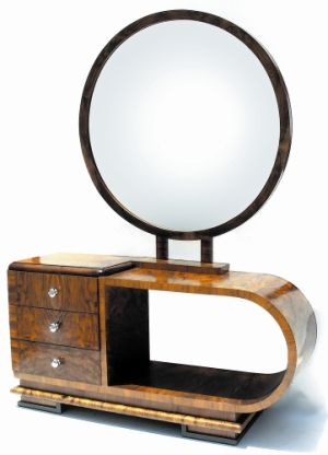 in style furniture. art deco furniture always in style