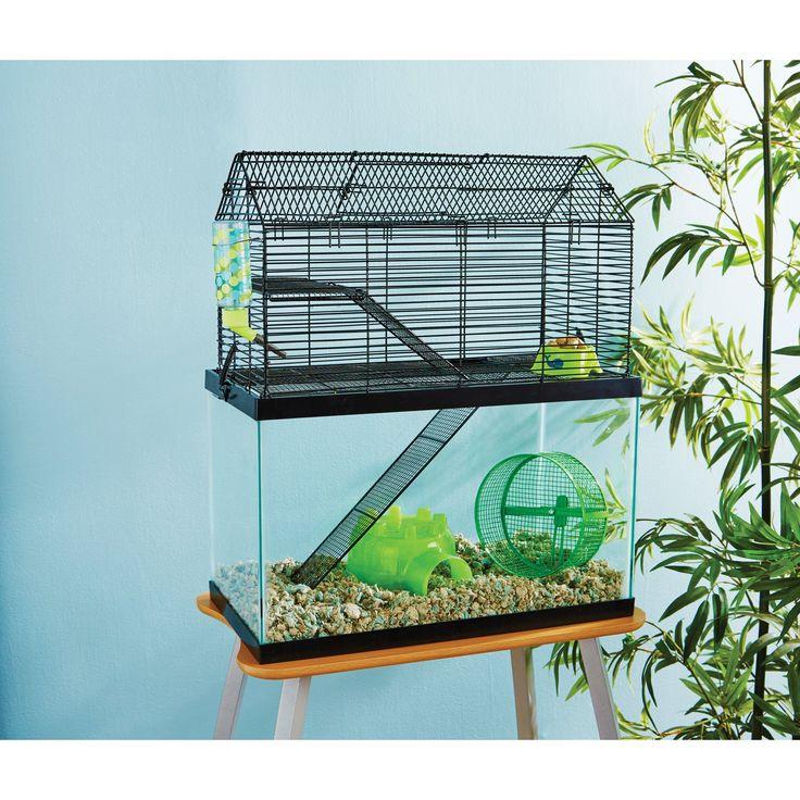 crittertrail two level habitat instructions