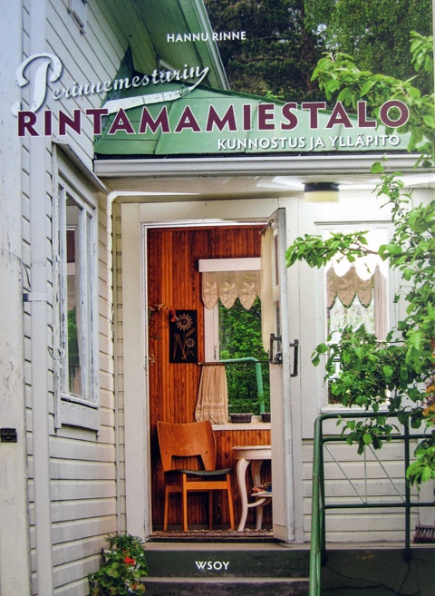 Entry of the Finnish detached house from the 50s