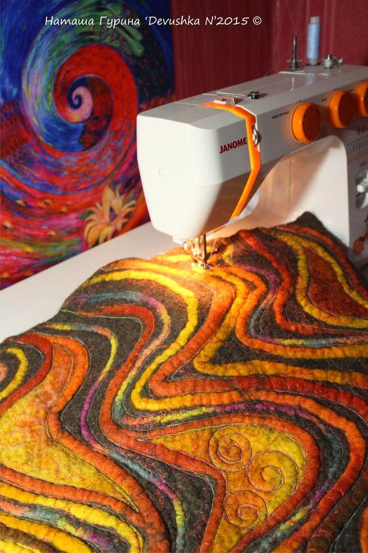 Как сделать яркие волшебно-уютные коврики - Ярмарка Мастеров - ручная работа, handmade