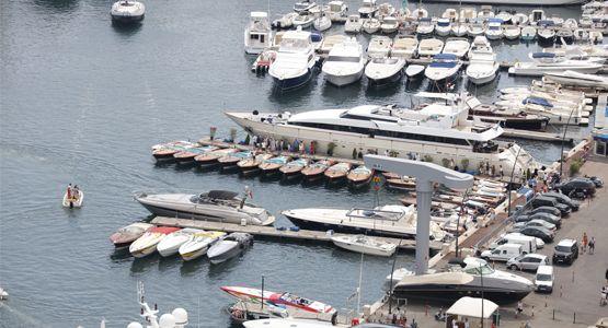 Vente et maintenance de bateaux moteurs neufs et d'occasion - Saint-Tropez (83) - Sportmer