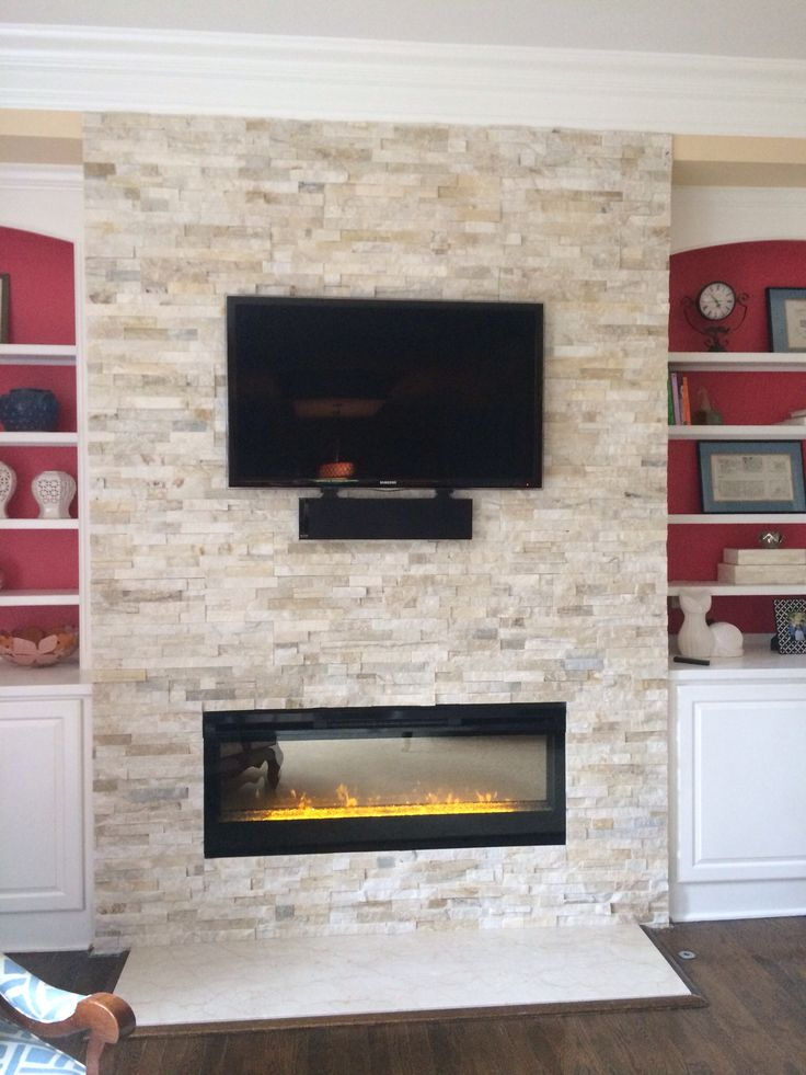 Fireplace Reno. Electric fireplace.