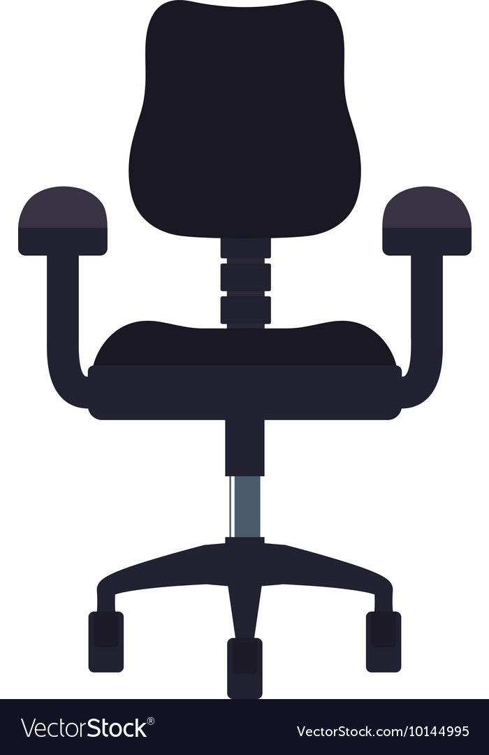 27 Office Chair Icon By Bernardina Paris Images Office Chair Vector Images