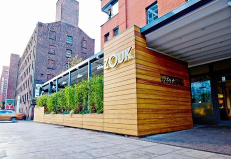 Zouk Tea Bar - Zouk is a multi-award-winning restaurant that is refreshing Indian and Pakistani cooking for the health conscious diner with a menu and atmosphere infused with vitality, fun and passion.