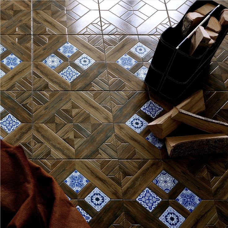 Põrandaplaat Calabria Brown | LINTMAN