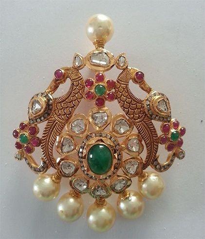 Latest Antique Jewellery Designs