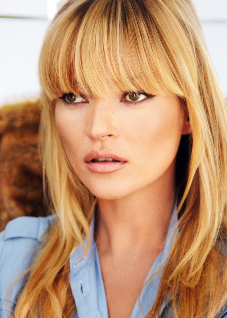 151 Best Images About Bangs Long Hair On Pinterest