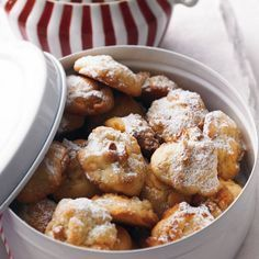 Weiße Schoko-Walnuss-Cookies                                                                                                                                                                                 Mehr