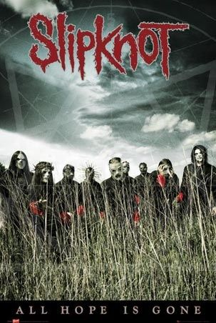 All Hope Is Gone Slipknot