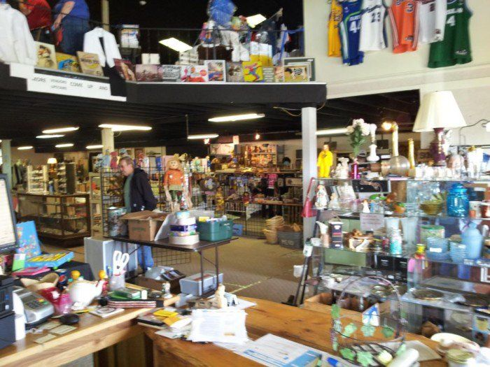 The Morgantown Indoor Flea And Antiques Market