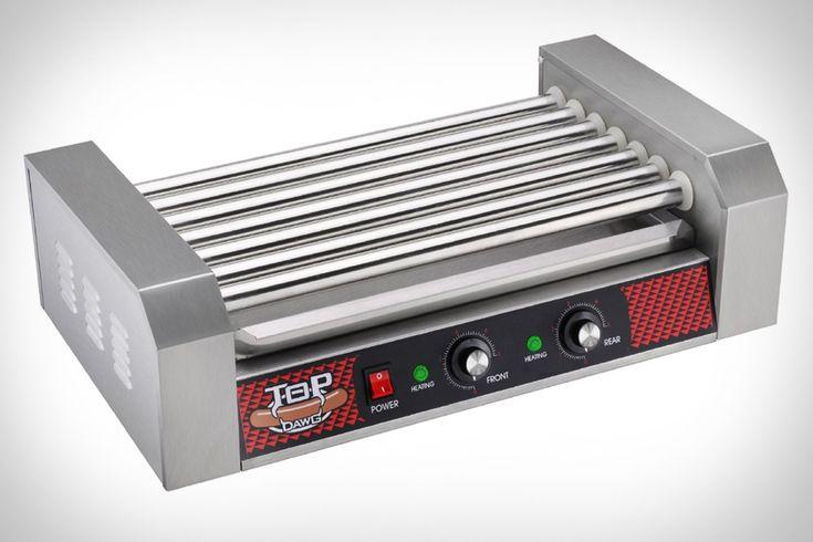 Top Dawg Hot Dog Machine