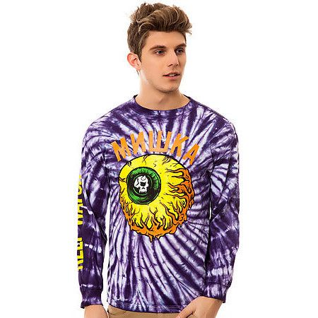 MISHKA LAMOUR KW LONG SLEEVE HO131102CLS-PUR | Solestop.com