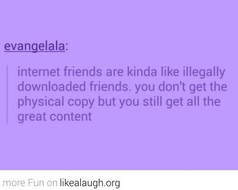 Internet best friend quotes