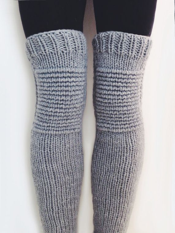 Knitting Pattern Leg Warmers Dk : 1000+ images about Leg Warmers - Knitting and Crochet Patterns on Pinterest