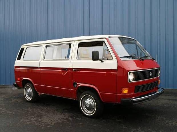 LOVE Super Clean: 1983 Volkswagen Vanagon