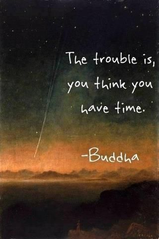 This touched a sensitive spot  #time #quote