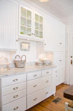 1920s Kitchen Renovation - traditional - kitchen - houston - Jancy Ervin Interiors