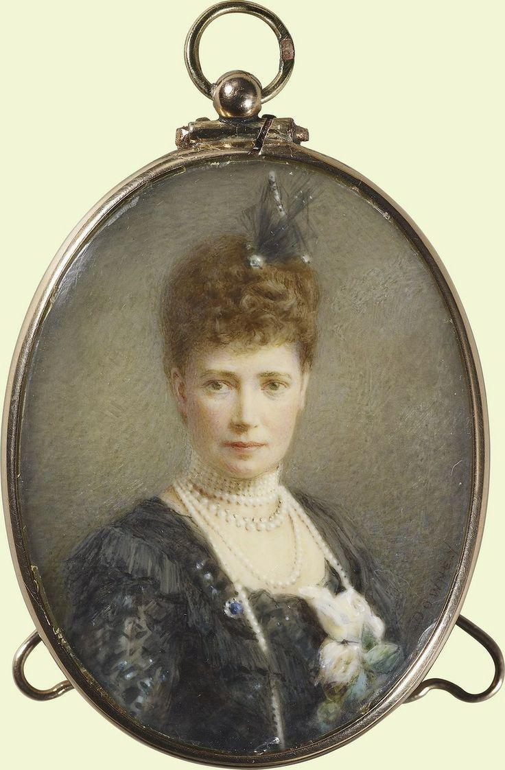 ...Empress Maria Feodorovna...