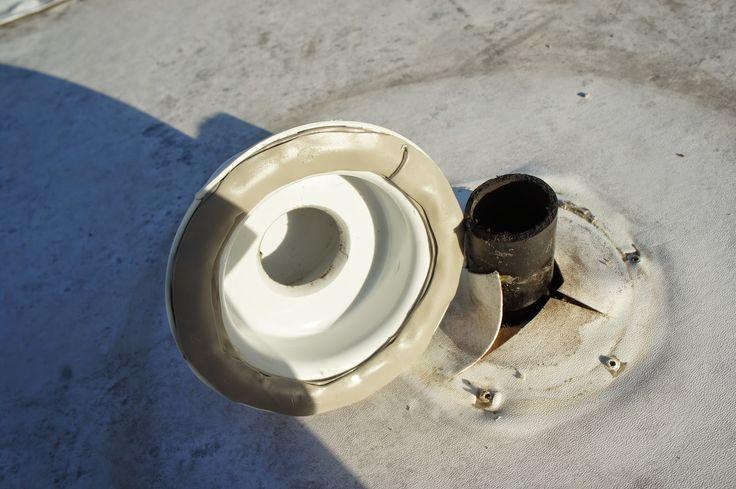 Ep 5 replace rv roof plumbing vent plumbing vent