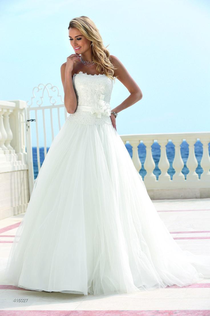 25 besten Brautkleid Bilder auf Pinterest   Hochzeitskleider, Das ...