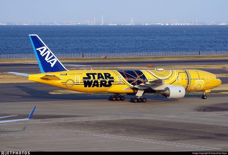 JA743A. Boeing 777-281(ER). JetPhotos.com is the biggest database of aviation ph… – Ken Ken