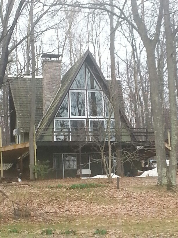 Double A-Frame.  (Bayfield Co)