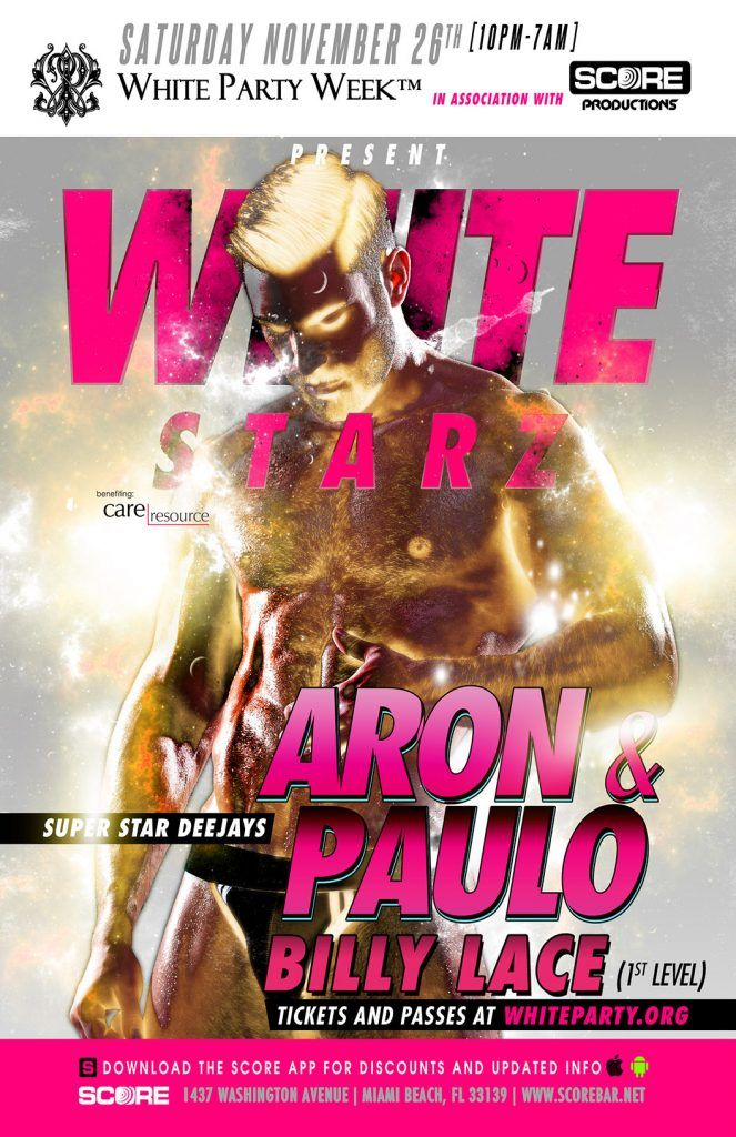 White Party Weekend Parties: White Party Weekend Parties Looking for Miami Gay Upcoming Events? Our favorite keywords In Google, Yahoo, Bing, and other search engines are:Miami Gay Blog, Miami Gay information, Miami Gay Info, Miami Gay News, Winter Party, White Party, Miami beach Gay Pride, Celebrate Orgullo, National LGBTQ Taskforce Gala Miami. The post White Party Weekend Part…