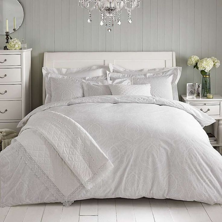 Holly Willoughby Paisley Natural Duvet Cover | Dunelm