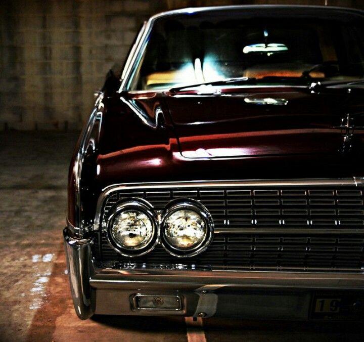 62 Lincoln Continental