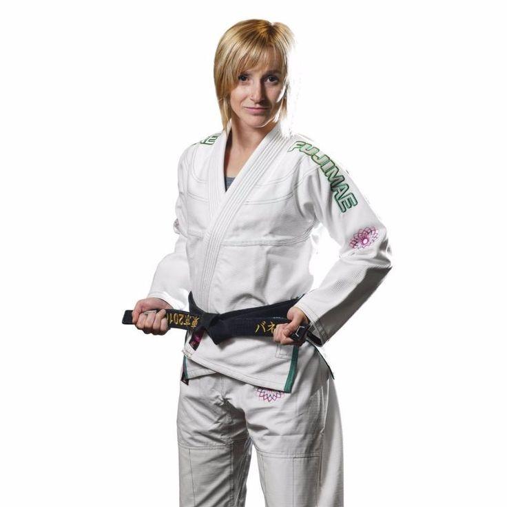 Nouvelle tenue de Jiu Jitsu Brésilien Gi femme Fuji Mae