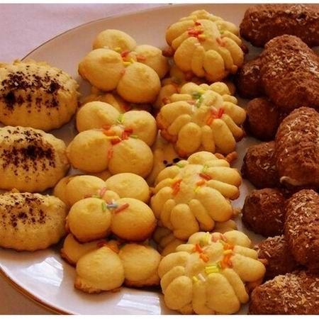 Vaníliás-kakaós teasütemény Recept képpel - Mindmegette.hu - Receptek