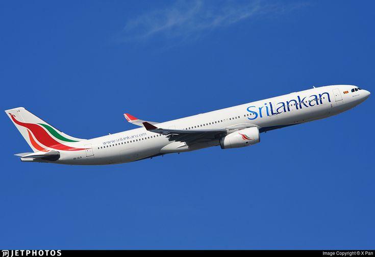 Photo of 4R-ALQ - Airbus A330-343 - SriLankan Airlines
