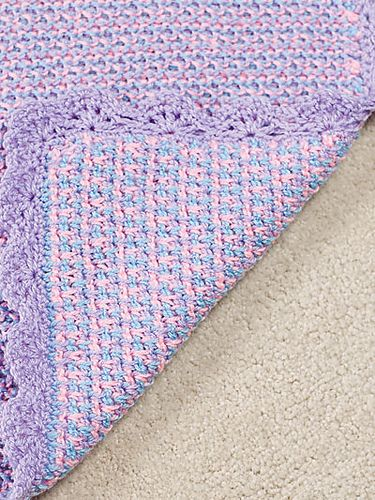 Baby Afghan Patterns To Crochet : Pin by Karla Everett on Crochet : Tunisian ( Afghan Stitch ...