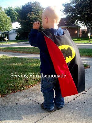 Serving Pink Lemonade: The Super Cape